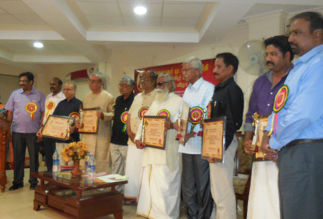 Kalaingar Awards 2014